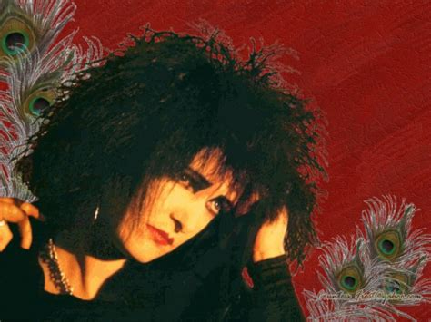 Saddened Bird - Siouxsie and the Banshees Wallpaper