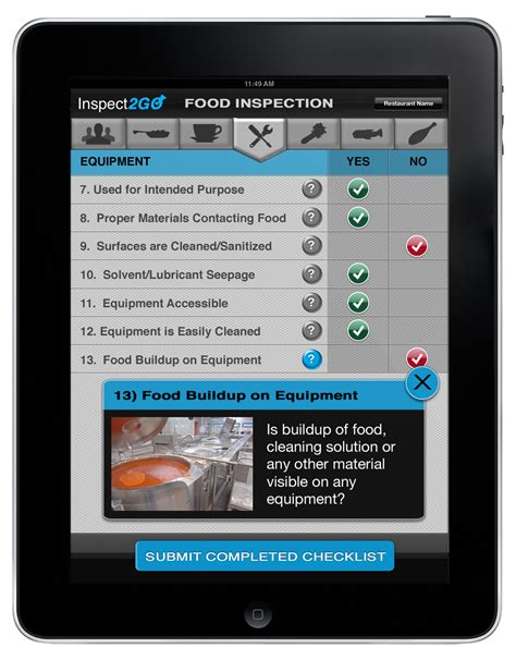 Inspect2GO Develops Food Safety Inspection Mobile Apps and