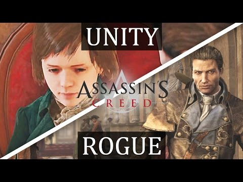 Assassin's Creed Unity - Stealth Mode, Catacombs, Present