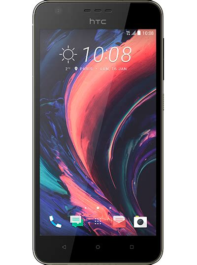 HTC DESIRE 10 LIFESTYLE - SMARTPHONE - RED by SFR