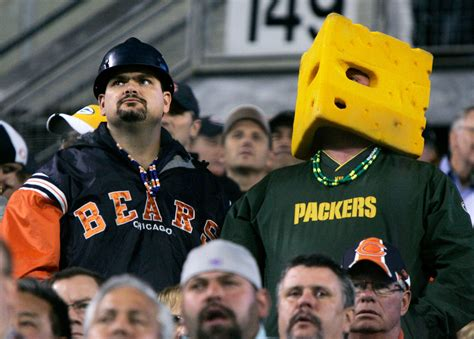 Bears and Packers: To Call Them Rivals Is Understatement