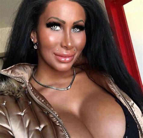 This Woman Is Known As The Real Barbie Of Berlin (12 pics)