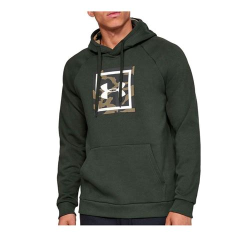 MULTI TRAINING Under Armour RIVAL - Sweat Homme green