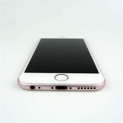 iPhone 6s 16 Go Or Rose - CERTIDEAL