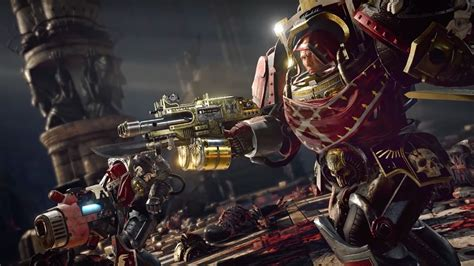 Space Hulk: Deathwing Enhanced Edition Official Gameplay