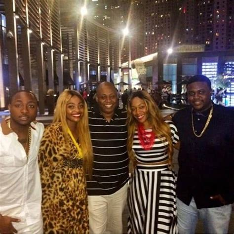 Gist: Davido's father net worth and private jet (Photos