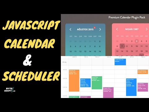 Appointment Scheduler Calendar Snippet in the CMS – Web
