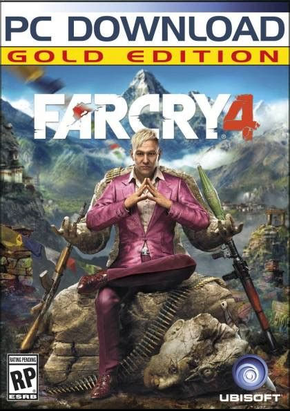buy Far Cry 4 Gold Edition Cd Key online uplay - €22