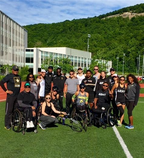 DVIDS - News - Army track team training to win