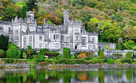 Kylemore Abbey and Victorian Walled Garden - Attractions