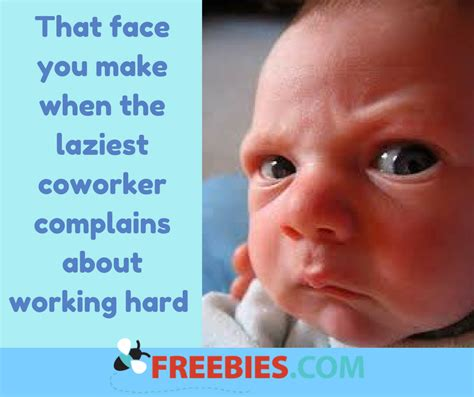 The Nerve of that Lazy Coworker