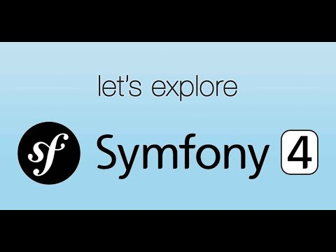 Symfony 4 – Creating a Simple Hello World Step-by-Step