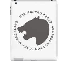 """""""Sic Parvis Magna"""" by Trace Wiley   Redbubble"""