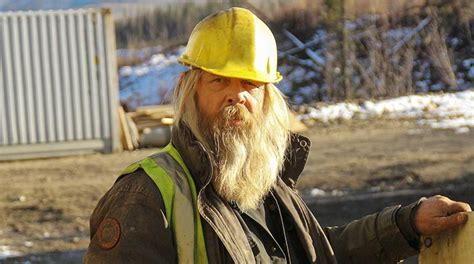 Gold Miner Tony Beets' married life