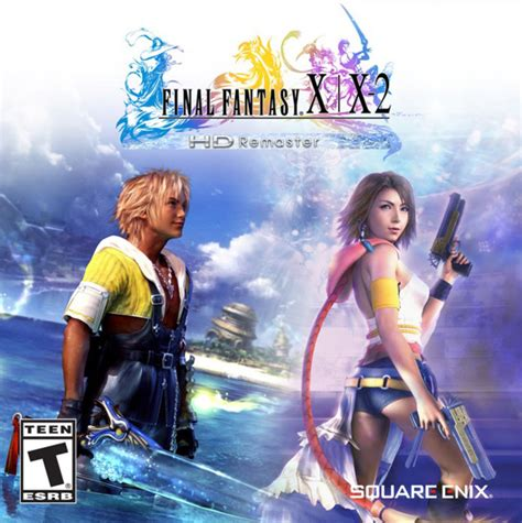 Final Fantasy X/X-2 HD Remaster (Game) - Giant Bomb