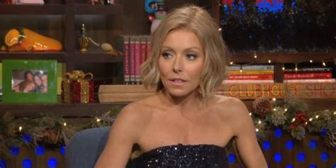 Kelly Ripa Is Tired Of Trolls Thinking She's Too Old For