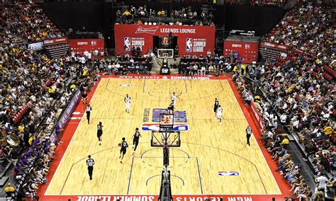 NBA Summer League Rosters 2019
