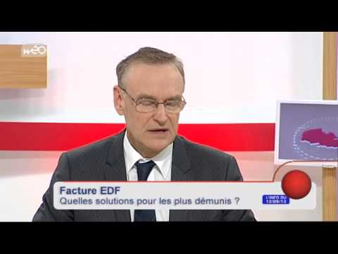 exemple facture electricite