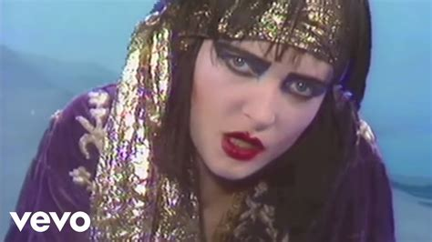 Siouxsie And The Banshees - Arabian Knights (Official