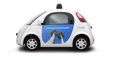 Google's Latest Self-Driving Car Prototypes Are Now On