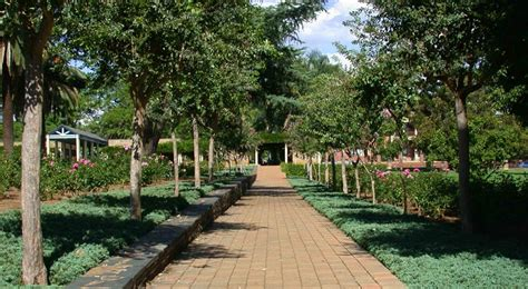 The Most Beautiful Parks and Gardens in Pretoria