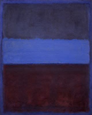 Talking To Strangers About Mark Rothko's No