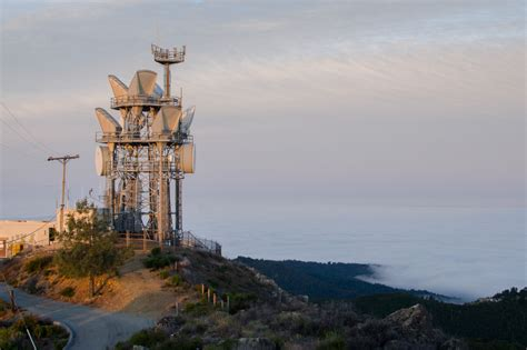 The Abandoned Microwave Towers That Once Linked the US   WIRED