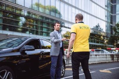 Parking ECTOR Orly Ouest Aeroport Orly / ECTOR | PARKING AI